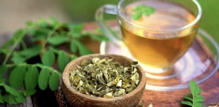 Benefits From Drinking Moringa Tea